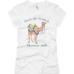 Morocco April
