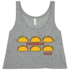 Floortaco Crop Tank