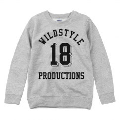 Wildstyle P Sweatshirt for Kids