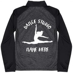 Customize Your Dance Studio Jacket