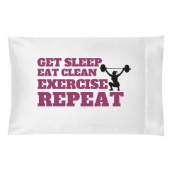 TEAM FIT PILLOWCASE