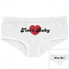 Tim's Baby Love