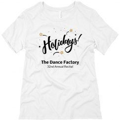 Female Adult Size Recital T-Shirt 2021