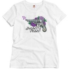 Bristol's Pistols, Womens - White