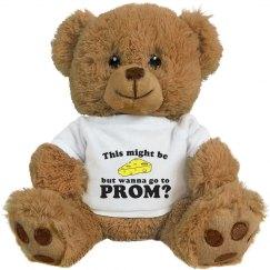 Cheesy Prom Date