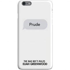 PRUDE matching iPhone 6 Plus Slim Fit Case