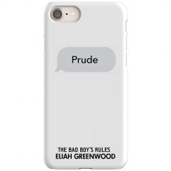 PRUDE matching iPhone 8 Slim Fit Snap Case