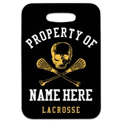 Lacrosse Property Of