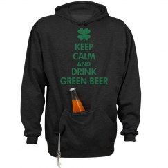 Keep Calm Green Beer