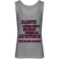Youth dance/sport/attitude