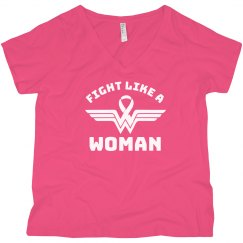 Fight Breast Cancer Wonder Woman