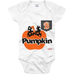 Infant Pumpkin Onesie