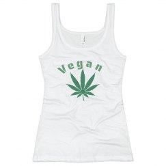 Vegan leaf