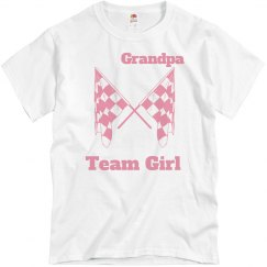 LaLa dad gender reveal shirt