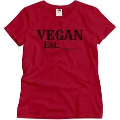 Vegan Established 2