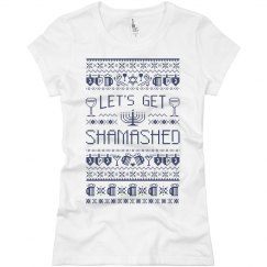 Funny Hanukkah Shirt