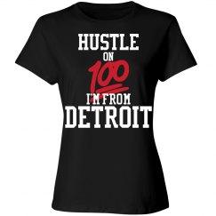 Hustle on 100