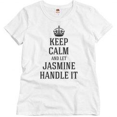 Let Jasmine handle it