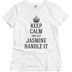 Let Jasmine handle it