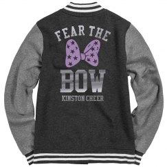 Metallic Fear The Bow Cheer Jacket