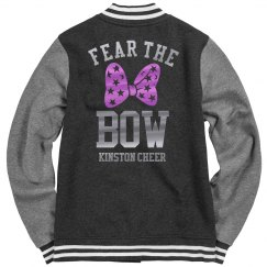 Metallic Fear The Bow Cheer Jacket