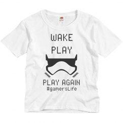 Wake Play Play Again