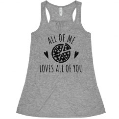 All Of Me Loves Pizza