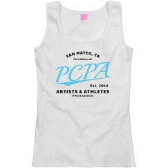 I'm a dancer at PCPA - Adult Tank Top