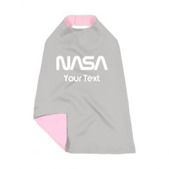 Custom Nasa Logo Scientist Costume