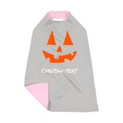 Custom Jack O' Lantern Pumpkin