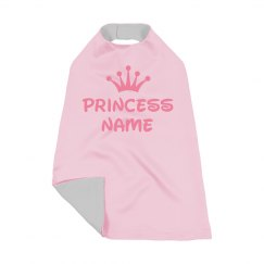 Princess Custom Name Birthday Girl
