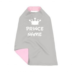 Prince Custom Name Birthday Boy