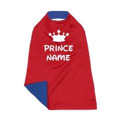 Prince Custom Name Birthday Boy