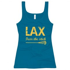 Fear the Stick LAX Lacrosse Tank