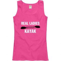 Real Ladies Kayak