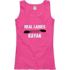 Real Ladies Kayak
