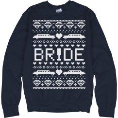 Bride Sweater