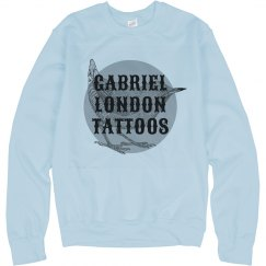Gabriel London Tattoos Sweatshirt