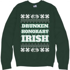 Honorary Irish Drunk