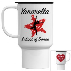 Yanarella Dance Mom Mug