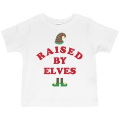 Was Raised By Christmas Elves