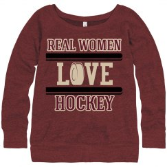 Real Women LOVE Hockey - Coyotes