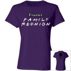 Frazier Family Reunion T-Shirt