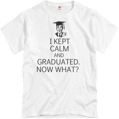 Keep Calm Graduate