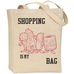 Shopping is my bag