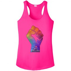 Y4E Racerback ( Ladies)