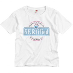Youth SERtified Tee