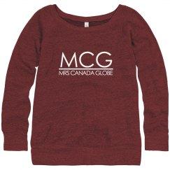 MCG Slouch Sweatshirt