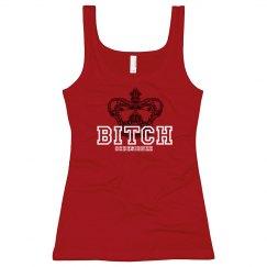Pink Royal Bitch Tank