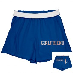 TheOutboundLiving Girlfriend shorts